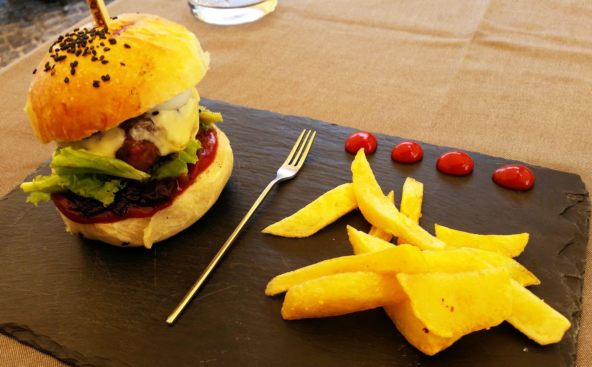 Burger v Sorbari
