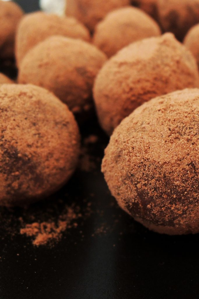 Čokoladno-avokadovi trufli