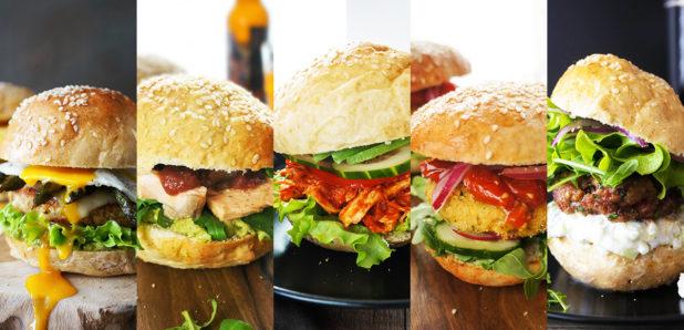 Poletna nagradna igra: Naj #SitFitSi burger 2018