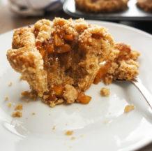 KLIK ZA FOTO: Jabolčni karamelni mafini