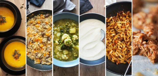Blog 070: Top 10 jesenskih receptov
