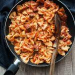 Metuljčki v paradižnikovi omaki