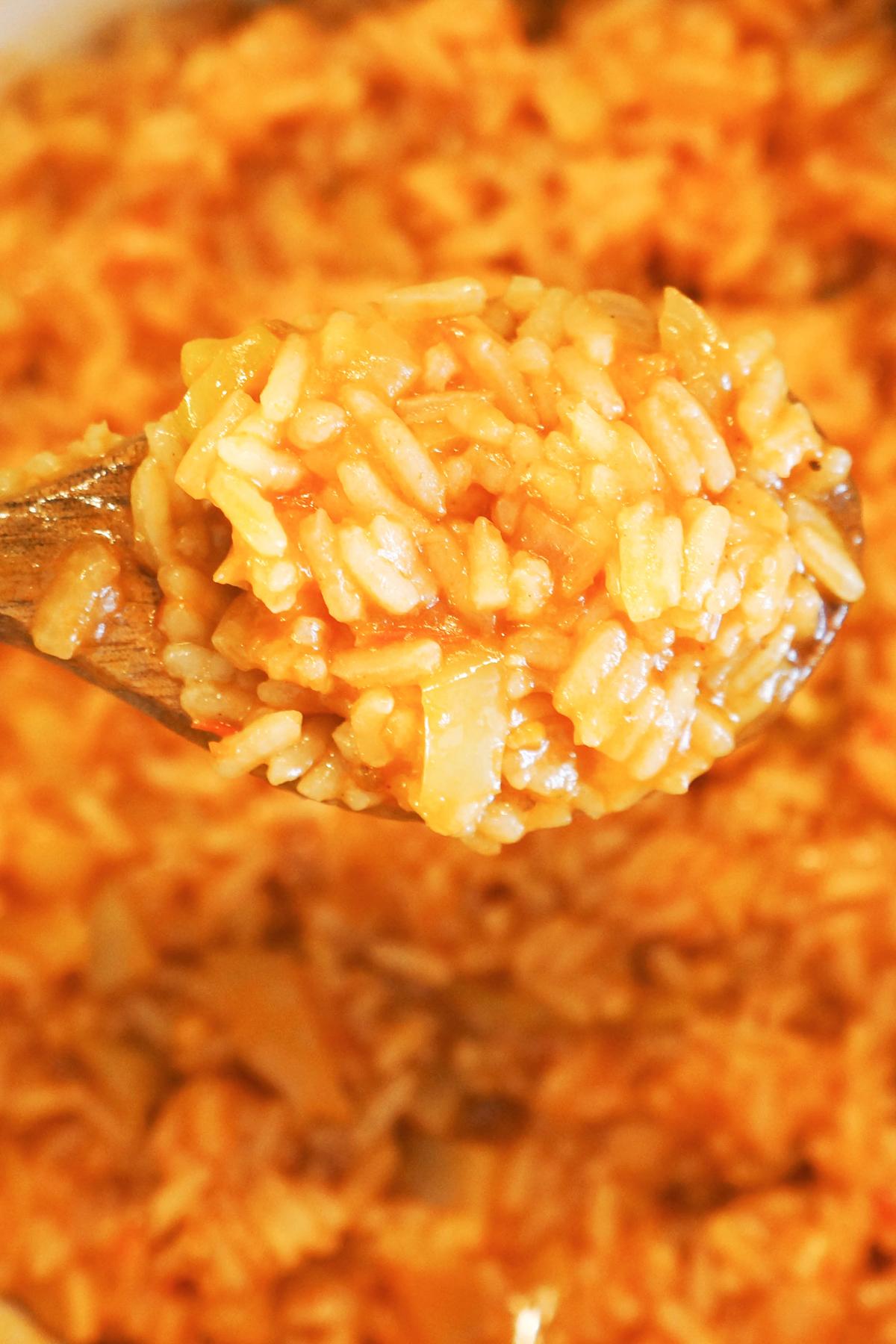 Mehiški rdeči riž