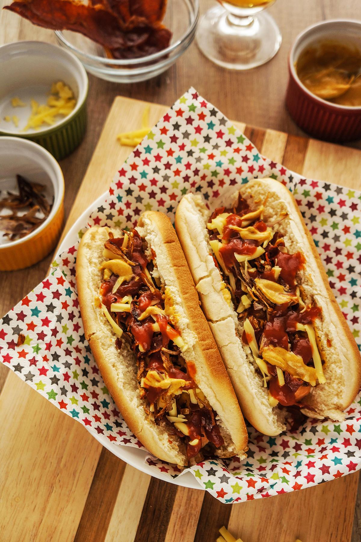 Hot dog po newyorško