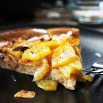 Palačinka iz pečice s karameliziranim ananasom