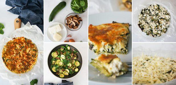 Odlična poletna zelenjavno-sirova pita