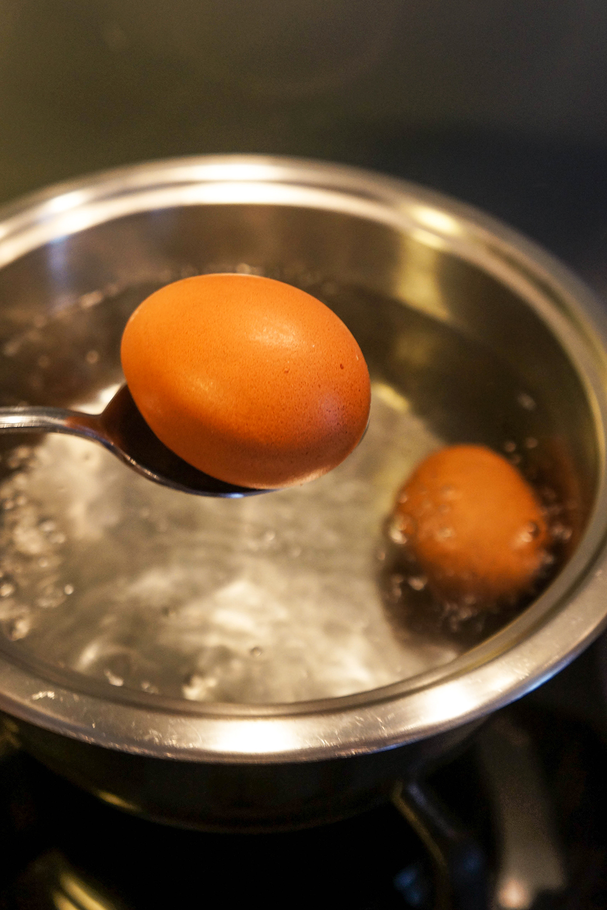 Perfektna trdo kuhana jajčka