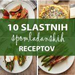 Blog 064: Spomladanski recepti