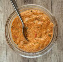 Pesto iz pečenih paprik