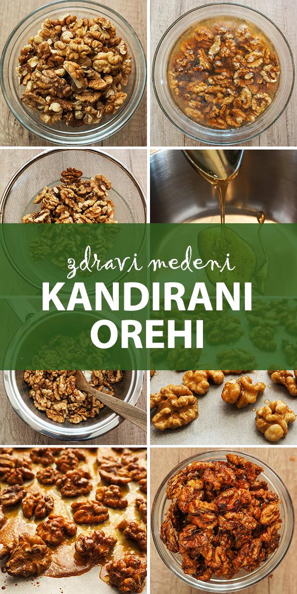 Blog 27: Zdravi domači kandirani orehi – foto po korakih