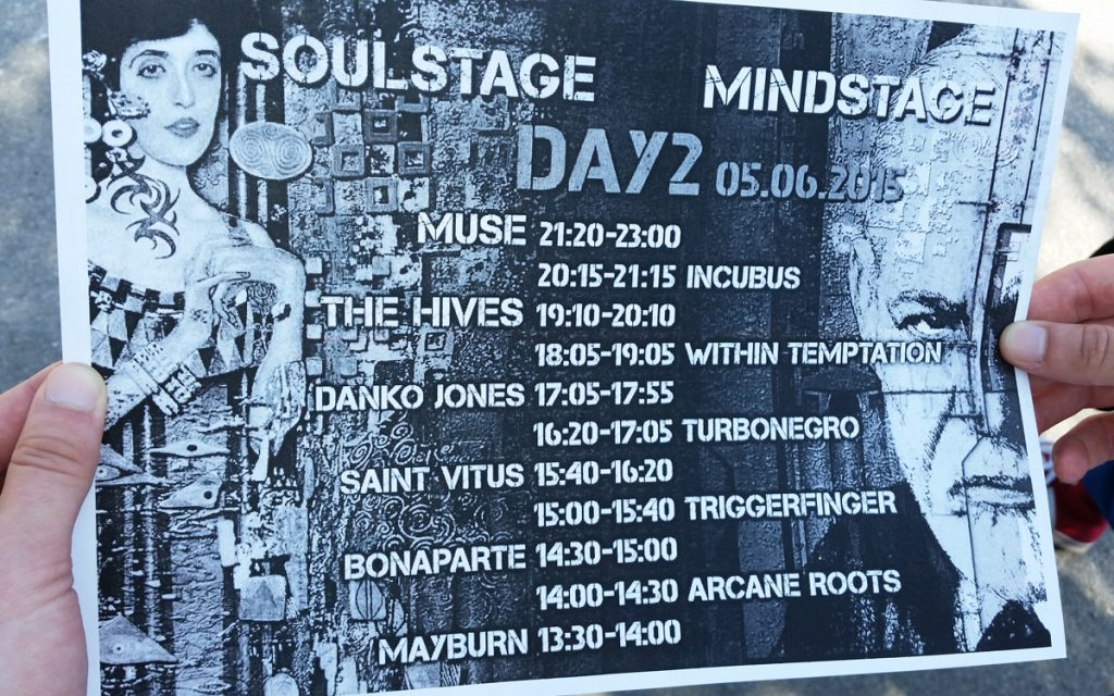 Rock in Vienna - Day 2