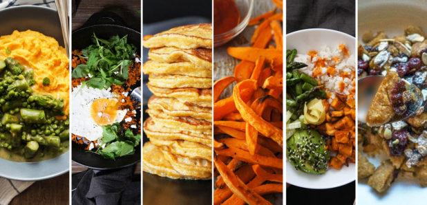 KLIK ZA FOTO: Blog 059: Sladki krompir – recepti in zanimivosti