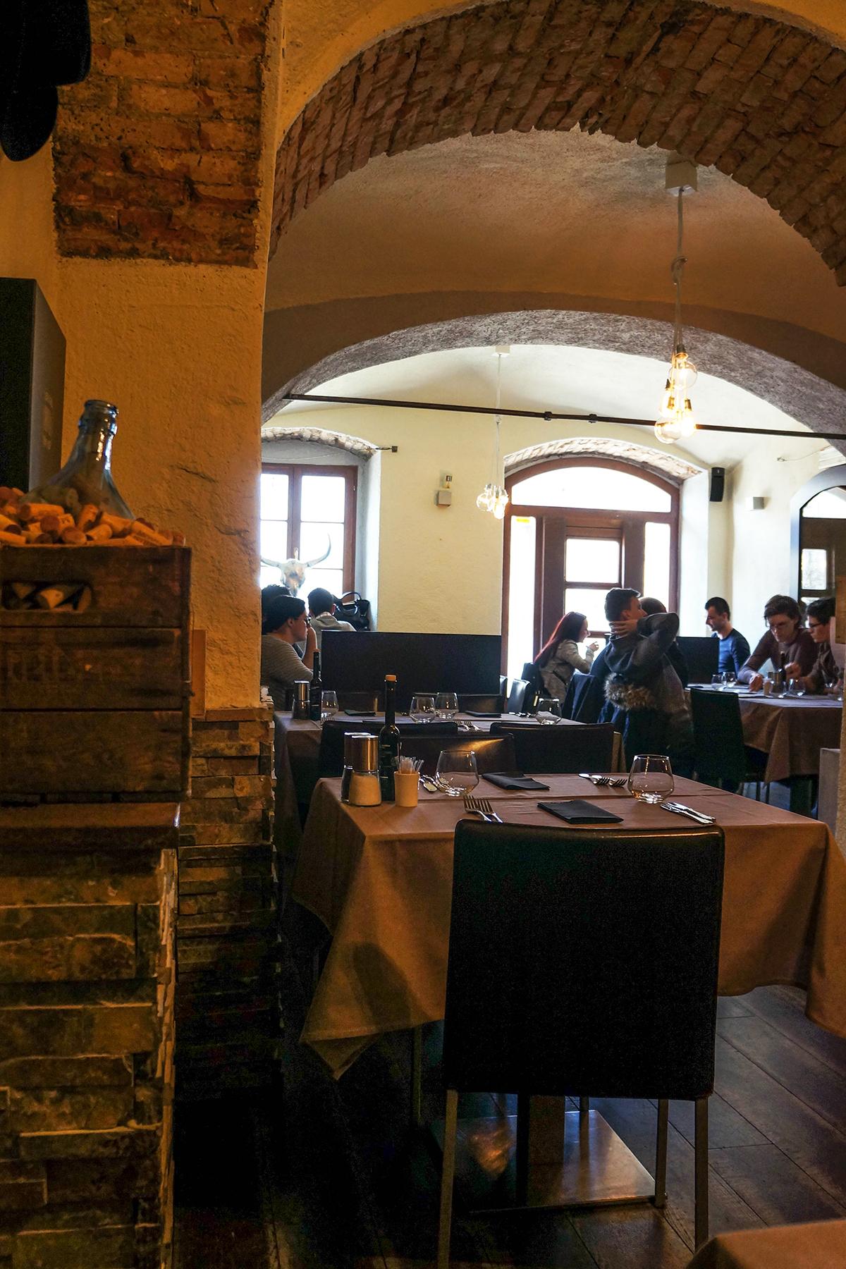 Sorbara - teden restavracij 2016 pomlad