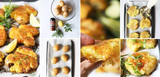 Najboljši speštan pečen krompir