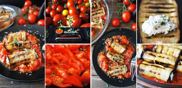 KLIK ZA OGLED: Zvitki iz jajčevcev v sveži paradižnikovi omaki